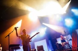 photos : Metronomy et C2C aux Nuits de Fourvière 2012