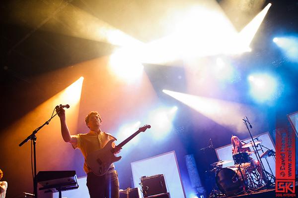 Metronomy @ Nuits de Fourvière 2012
