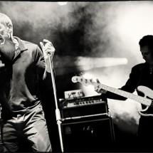 Photos concert : Miossec @ Soirs d'été, Paris | 12 juillet 2012