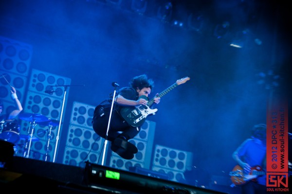 Photos concert : Pearl Jam @ Main Square Festival, Arras   30 juin 2012