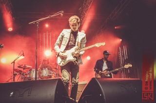 Photos concert : Revolver @ Soirs d'été, Paris | 10 juillet 2012