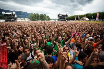 Photos concert : Musilac 2012, Aix-les-bains | 15 juillet 2012