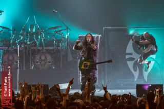 Soulfly @ Sonisphere, Amneville | 08 juillet 2012
