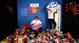 clip : Dan Deacon – True Thrush