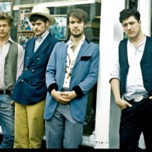 Mumford & Sons – I Will Wait (Live On Letterman)