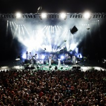 photos : Eclat Final – Brigitte, Arthur H et Hypnotic Brass Ensemble aux Nuits de Fourvière 2012