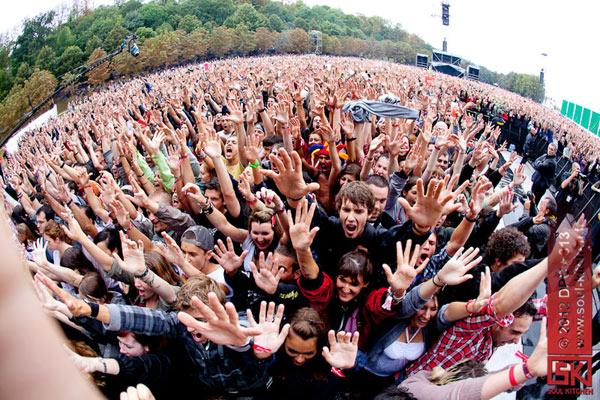 Photos concert : Rock en Seine, Domaine National de Saint-Cloud   24 août 2012