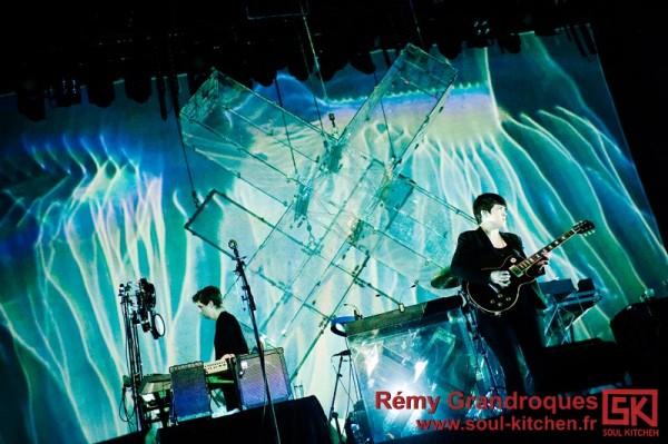 Photos concert : The XX @ La Route du Rock, Saint-Malo   11 août 2012