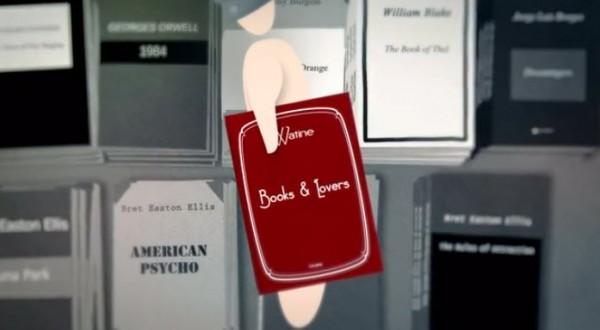 Watine - Books and lovers