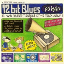 Kid Koala – 12 Bit Blues