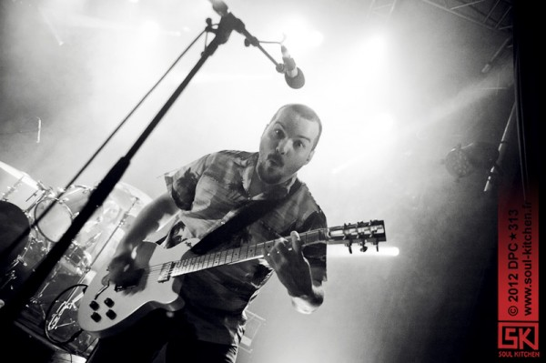 Photos concert : Torche @ le Divan du Monde, Paris   20 septembre 2012