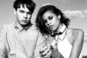 AlunaGeorge – Your Drums, Your Love