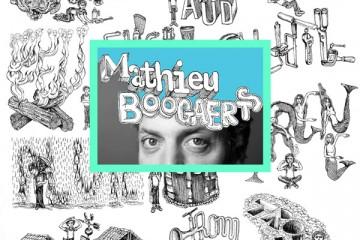 Mathieu Boogaerts - Mathieu Boogaerts (chronique)