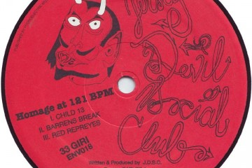 Jersey Devil Social Club - Homage At 121 BPM