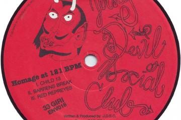 Jersey Devil Social Club - Homage At 121 BPM