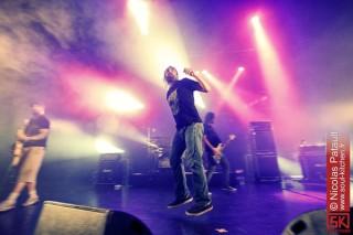 photos : Mass Hysteria @ Pul'son L'Automne, Vallet | 13.10.2012