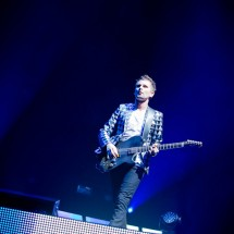 Photos concert : Muse @ Palais omnisports de Paris-Bercy, Paris | 18 octobre 2012