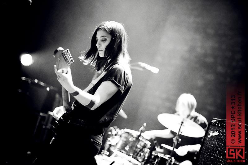 Photos concert : Sharon Van Etten @ le Café de la Danse, Paris | 01 octobre 2012