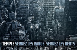 Temple - Serrez Les Rangs, Serrez Les Dents (chronique)