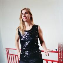 Portrait : Barbara Carlotti (Arno Paul)