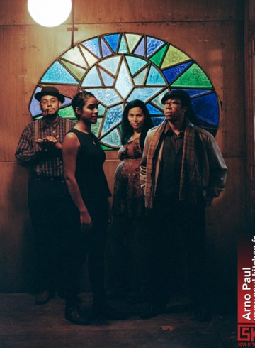 Carolina Chocolate Drops (Arno Paul)