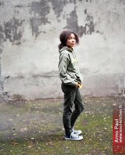 Portrait : Nneka (Arno Paul)
