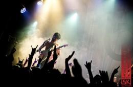 Photos concert : Biffy Clyro @ le Divan du Monde, Paris (festival Bring the Noise) | 26 novembre 2012
