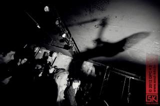 Photos concert : D'Austerlitz @ la Boule Noire, Paris   29 novembre 2012