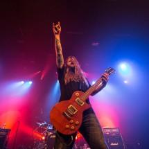 Photos concert : Entombed @ L'Autre Canal, Nancy   02.11.2012