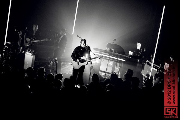 Photos concert : Gaz Coombes @ le Café de la Danse, Paris | 19 novembre 2012