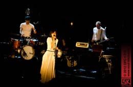 Photos concert : Bat for Lashes @ le Trianon, Paris   25 novembre 2012