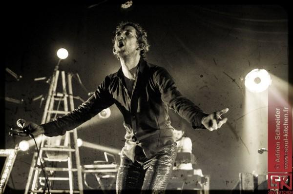 Photos concert : Arthur H (la fin de la fin du monde) @ Le Trianon, Paris | 22.12.2012