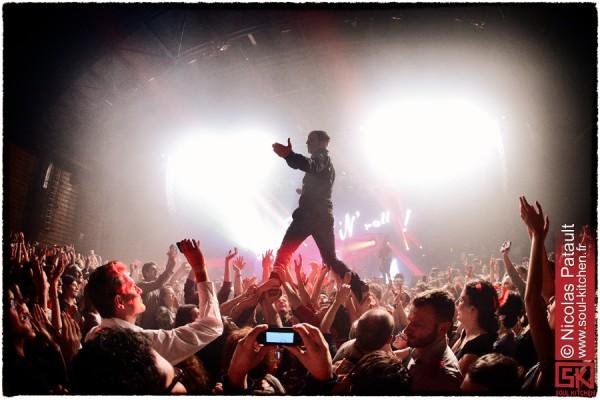 Photos concert : Dionysos @ La Carrière, Saint-Herblain   27 novembre 2012
