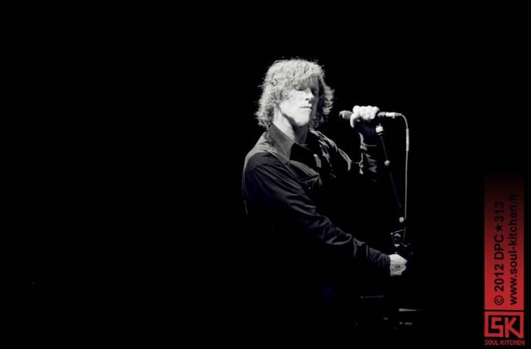Photos concert : Mark Lanegan @ le Trabendo, Paris   05 décembre 2012