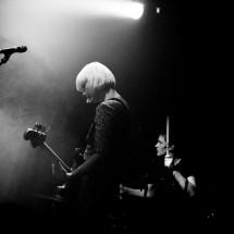 Photos concert : The Raveonettes @ le Trabendo, Paris   07 décembre 2012