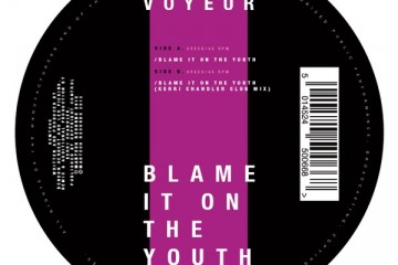 Voyeur - Blame it on the youth