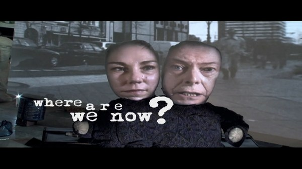 David Bowie – Where Are We Now ?