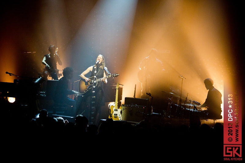 Photos concert : Sophie Hunger @ la Cigale, Paris | 29 janvier 2013
