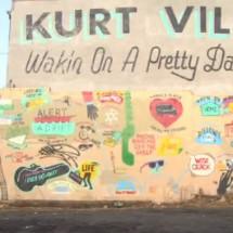 Kurt Vile en peinture