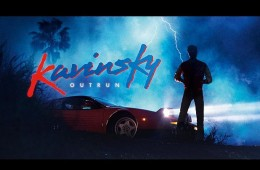 Chronique : Kavinsky - Outrun
