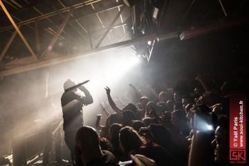 Photos concert : Mass Hysteria @ Chez Paulette | 16 février 2013
