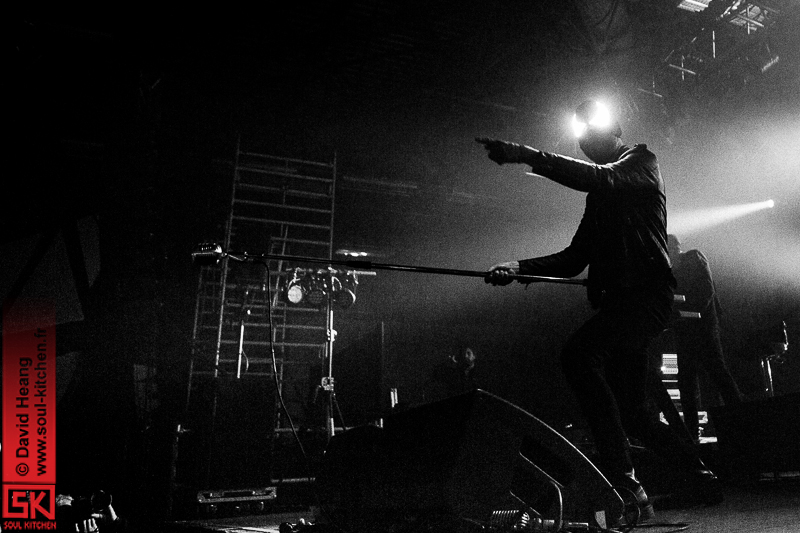 Photos concert : The Bloody Beetroots @ Double Mixte, Villeurbanne | 29 mars 2013