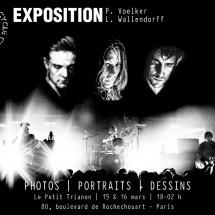 Exposition BRMC au Petit Trianon