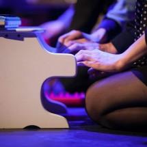 photos : Margaret Leng Tan, Michael Wookey et son orchestre @ Théatre du châtelet, Paris | 10.03.2013