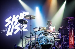 Photos concert : Skip The Use + Backstage Rodeo @ L'Autre Canal, Nancy | 30 mars 2013
