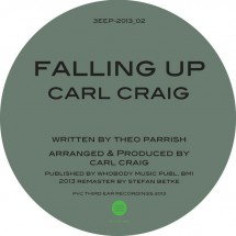 Theo Parrish : Falling Up Remaster 2013