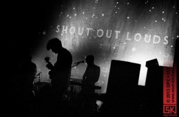 Photos concert : Shout Out Louds @ le Café de la Danse, Paris | 03 avril 2013