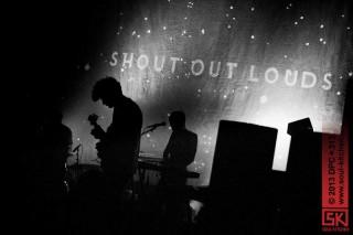 Photos concert : Shout Out Louds @ le Café de la Danse, Paris | 03 avril 2013