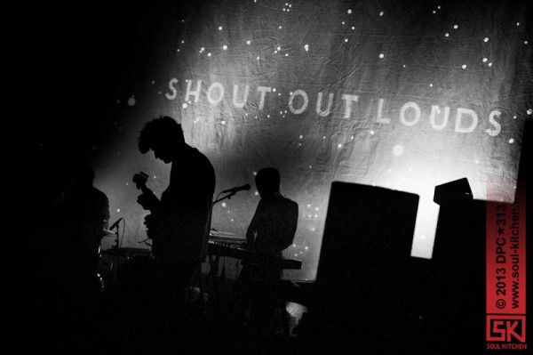 Shout Out Louds @ le Café de la Danse, Paris | 03.04.2013