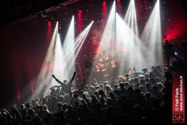 Photos concert : Gojira @ Metal Ride Fest - L'Autre Canal, Nancy   13 avril 2013